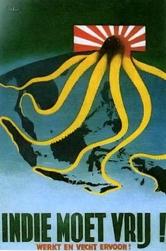 Indie Moet Vrij! (Keely, 1944)
